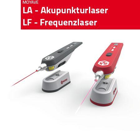 LA-Akupunkturlaser / LF-Frequenzlaser